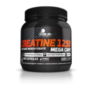 Creatine Mega Caps, 400 caps